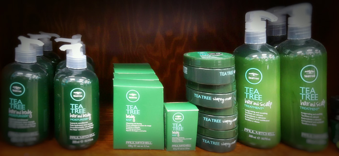 Select Tea Tree Product!