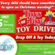 Fringe Salon CEAP Toy Drive