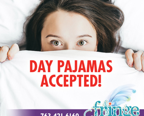Day Pajamas Accepted!