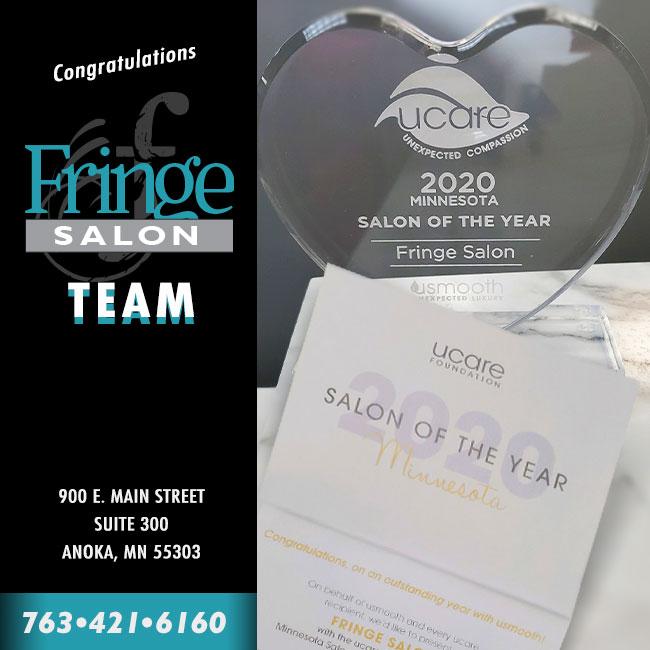 Congratulations Fringe Team!